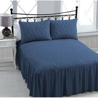 Samantha 3pc Bedspread