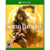Mortal Kombat 11, Warner Bros., Xbox One, 883929668977