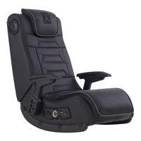 X-Rocker Pro Series Rocker Wireless Video Gaming Chair, Black