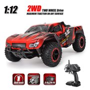 1 16 Scale 2 4ghz Remote Control Truck Electric Rc Car High Sd Monster Off