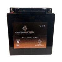 YTX16-BS-1 ATV Battery for Suzuki 500cc LT-F500F QuadRunner 2001