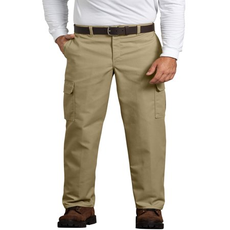 Men's Relaxed Fit Flat Front Cargo Pant ()