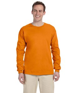 Fruit of the Loom Adult 5 oz. HD Cotton™ Long-Sleeve T-Shirt