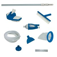 Intex Deluxe Pool Maintenance Kit for Use with 18' Diameter or Larger Pools