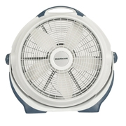 "Lasko 20"" 3-Speed Wind Machine, Model #3300, Gray"
