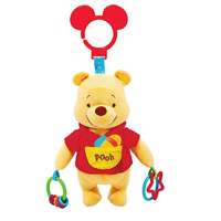 Disney baby activity toy, winnie the pooh