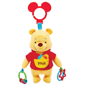 Disney baby activity toy, winnie the pooh