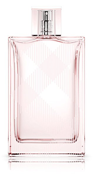 Burberry Brit Sheer Eau de Toilette Spray Perfume for Women, 3.4 Oz