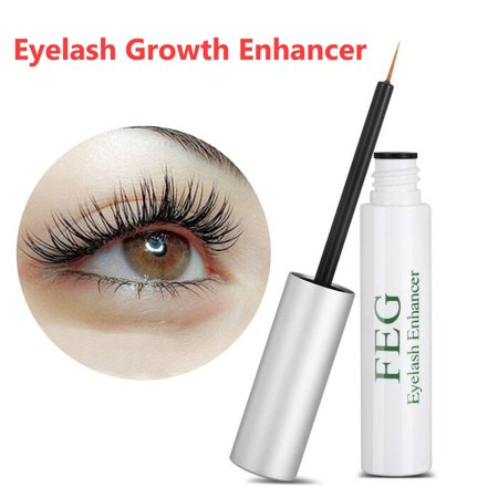 FEG Eyelash Growth Nourishing Enhancer Eyelash Serum 100% Natural For Longer & Darker Eyelash, Eyelash