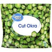Great Value™ Cut Okra 12 oz. Bag