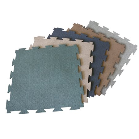 Green Florida Flooring (Rubber-Cal
