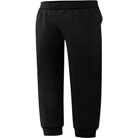 Softball Footwear - Hanes ComfortSoft™ EcoSmart® Girls' Jogger Sweatpants(Little Girls & Big Girls)