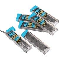 Pentel Super Hi-Polymer Lead Refills, 0.7mm #2, 180 Pieces of Lead
