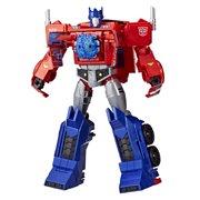 Transformers Toys Optimus Prime Cyberverse Ultimate Class Figure