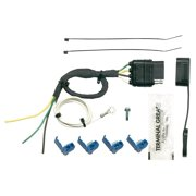 hopkins towing solution 41225 4 flat vehicle to trailer wiring harness