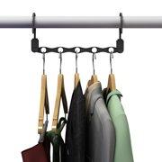 Space Saving Closet Organization Vertical and Horizontal Multi Hanger for Shirts, Pants, and Coats