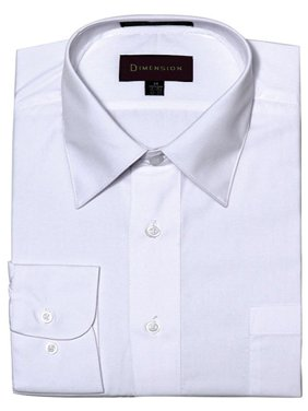 Long Sleeve Business Dress Shirt Regular Fit One Pocket Variety Of Colors