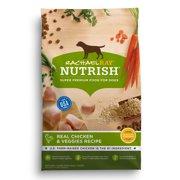 Rachael Ray Nutrish Natural Dry Dog Food, Real Chicken & Veggies Recipe, 14 lbs