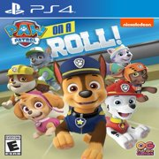 Paw Patrol On a Roll, PlayStation 4, Outright Games, 819338020181