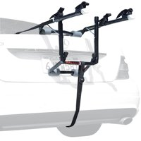 Allen Sports Deluxe 2-Bicycle Trunk Mounted Bike Rack Carrier, 102DB