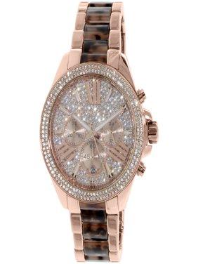 Women's Wren MK6159 Rose Gold Stainless-Steel Quartz Fashion Watch