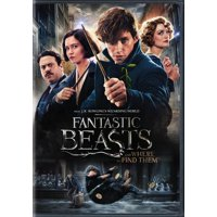 Fantastic Beasts And Where To Find Them (Special Edition DVD)