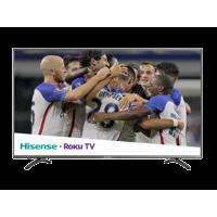 """Hisense Roku TV 55"""" class R7E (54.6"""" diag.) 4K UHD Roku TV with HDR (55R7080E)"""