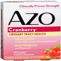 3 Pack - AZO Cranberry Tablets 50 ea