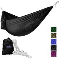 Yes4All Single Lightweight Camping Hammock with Carry Bag