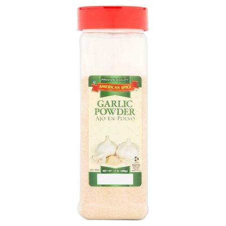 Badia Garlic Powder (American Spice Trading Company Inc. Garlic Powder, 14 oz )