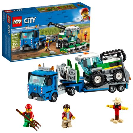 LEGO City Great Vehicles Harvester Transport (Astro City Life In The Big City)