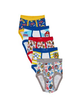 PAW Patrol Boys Underwear, 5 Pack