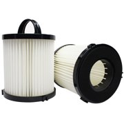 2-Pack Replacement Eureka AirSpeed AS1052AX Vacuum Dust Cup Filter  - Compatible Eureka DCF-21 Filter