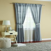 Mainstays 4 Piece Curtain Panel Set