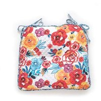 Flea Market Reversible Chairpad by, The Pioneer Woman Flea Market Reversible Chairpad By The Pioneer Woman