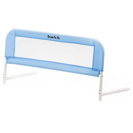 Dream On Me Bed Rail In Blue
