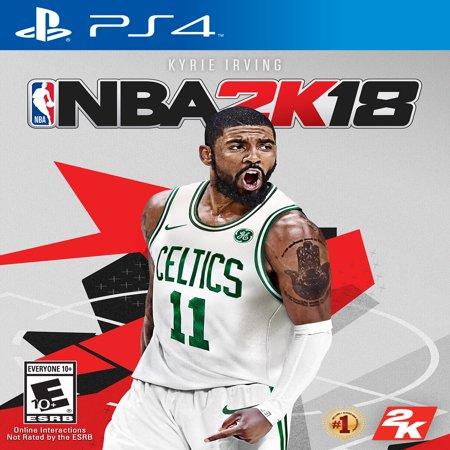 نتيجة بحث الصور عن NBA 2k18 playstation 4