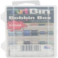 "ArtBin Bobbin Box-3""X6""X1.25"" Translucent"