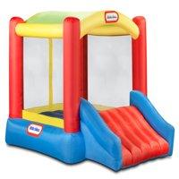Little Tikes Shady Jump 'n Slide Bounce Room