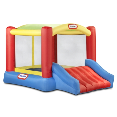 Little Tikes Shady Jump 'n Slide Bounce Room