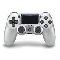 Sony Playstation 4 DualShock 4 Controller, Silver, 711719504320