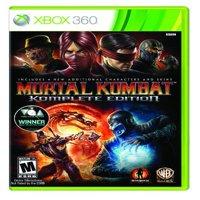 Mortal Kombat: Komplete Edition (Xbox 360) Warner Bros.