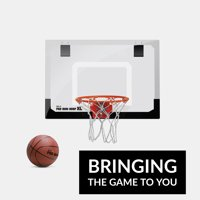 SKLZ Pro Mini Mounting Basketball Hoop with XL Backboard