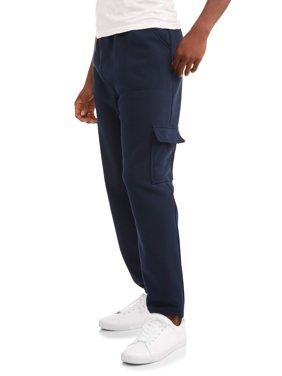Men's Cargo Pocket Fleece Sweatpant