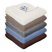 Serta MicroFleece Electric Heated Blanket