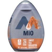 (2 Pack) MiO Sweet Tea Liquid Water Enhancer, 1.62 fl oz Bottle