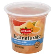 Del Monte Fruit Naturals Citrus Salad 7 oz. Cup