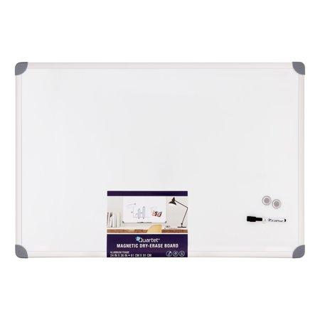 Quartet Magnetic Dry Erase Board 2 X 3 Euro Frame Ukte2436 W