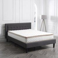 Modern Sleep Pillow-Top Innerspring 10-Inch Mattress, Multiple Sizes