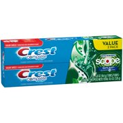 Crest Complete Whitening + Scope Outlast Mint Toothpaste (Choose Count)